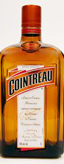 COINTREAU 750 ML.